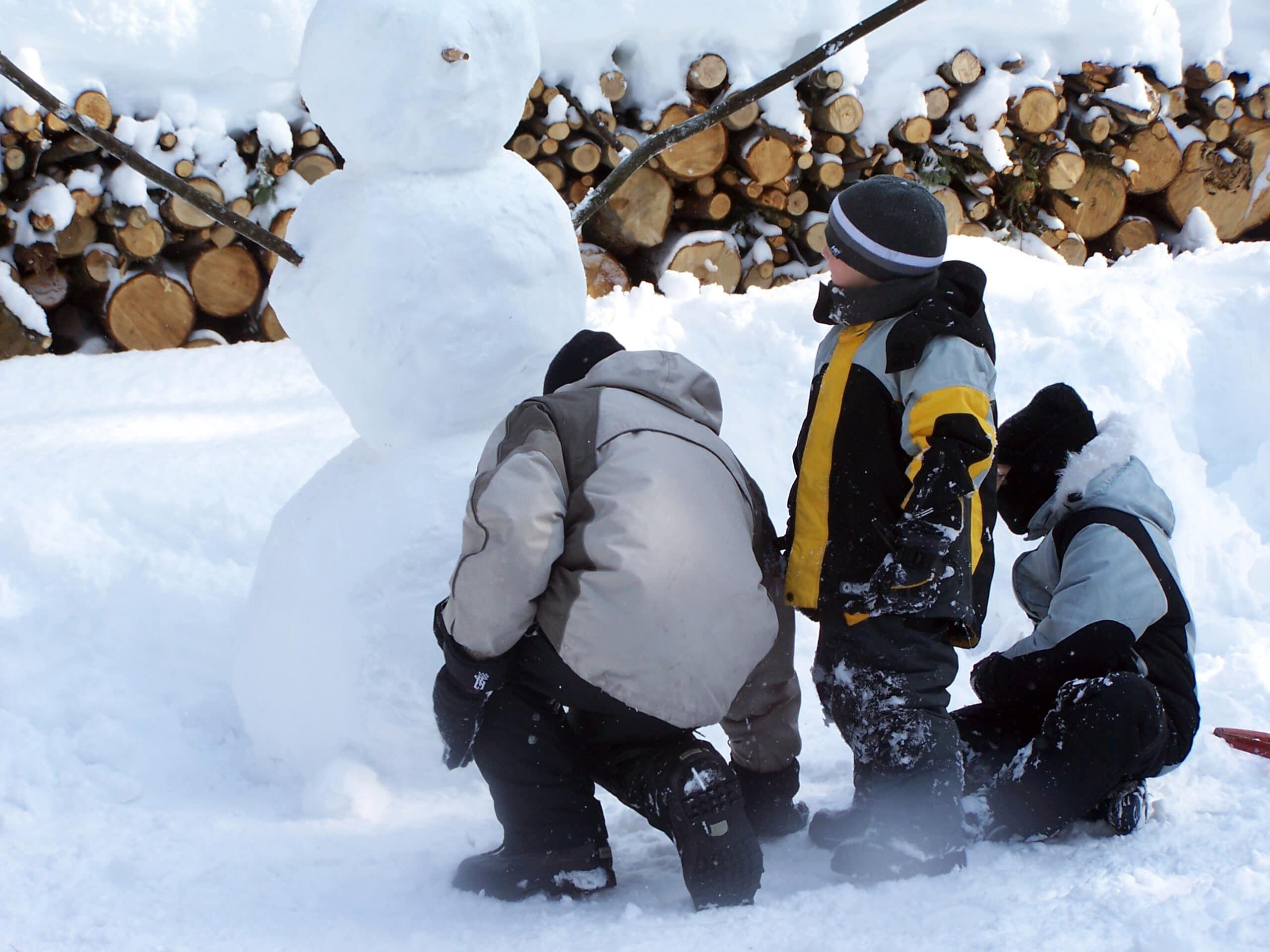 Door sneeuwval niet alle scholen open