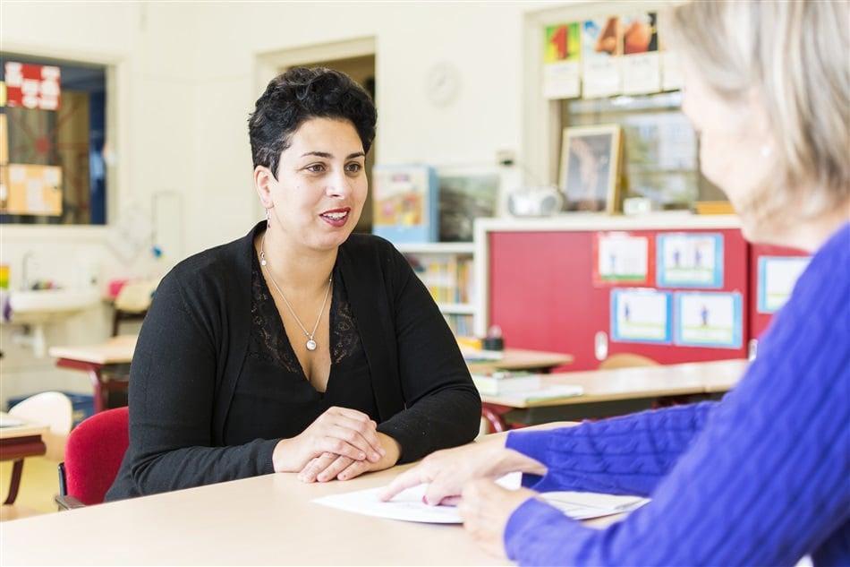 Tips gesprek schooldirecteur of leraar